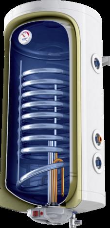 Електрически бойлер TURBO, серпентина лява