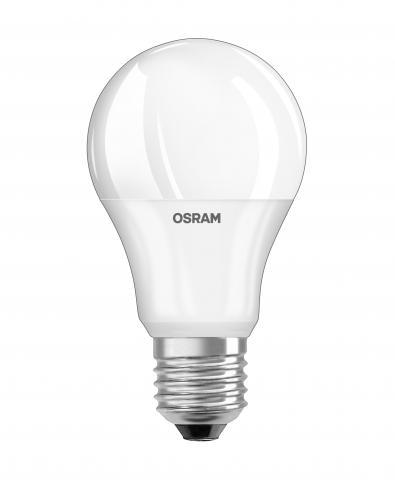 LED крушка 9W E27 806 lm топла