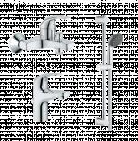 Комплект смесители за баня 3 в 1 Grohe Start Curve