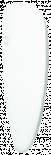 Керамична преграда, бяла