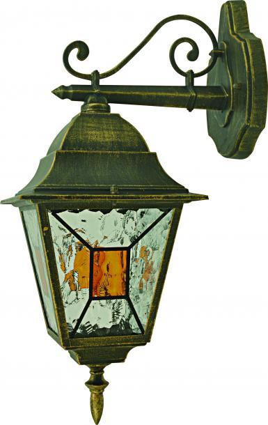 Градинска лампа  горен носач Кан Е27 max 60W