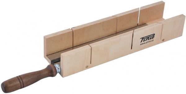 Герунг кутия дървена с трион 360 мм