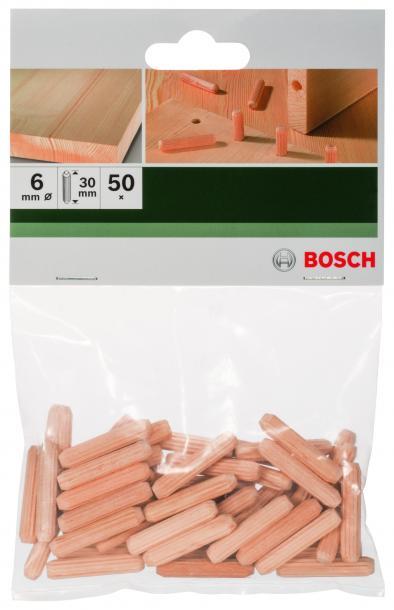 Дибли сортимент 8х40 Bosch 40бр.