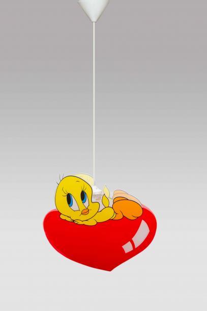 Пендел Tweety сърчице 60W E27