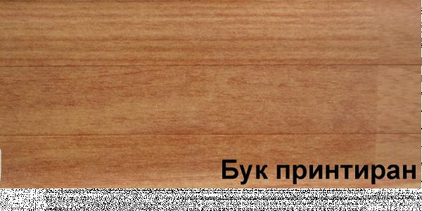 PVC перваз FLEX 556 бук2,5 м