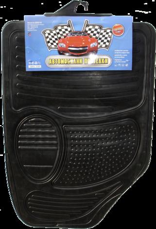 Авто стелки TS10010 гумени