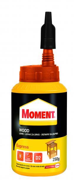 Монтажно лепило Moment Express 250 гр