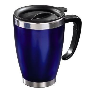 XAVAX Термична чаша  Office- синя, подходяща за рекламен надпис