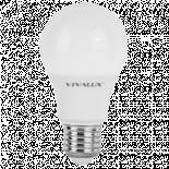 LED крушка 10W E27 топла 806lm