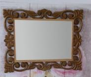 Огледало Хейли, дъб