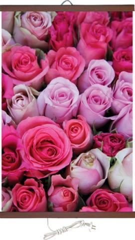 Картина с ИЧ-нагревател IRT Рози