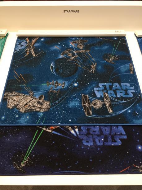 Килим Star wars 75 1.15 х 1.65 м