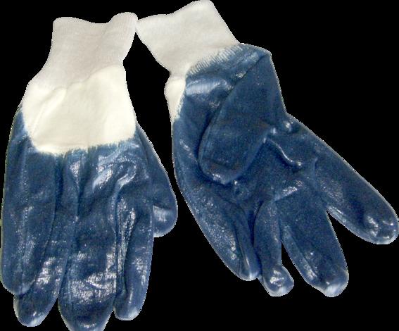 Ръкавици+слой нитр.каучук