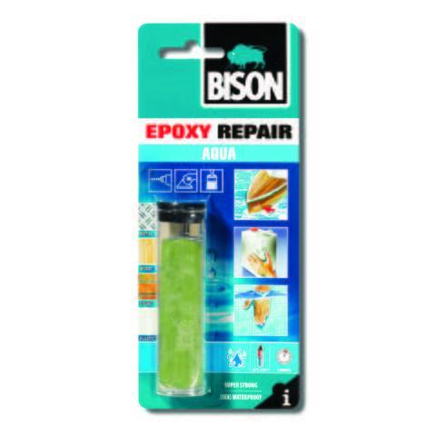 Епокси стомана за водна среда Bison 56 гр