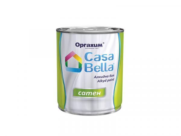 Алкидна боя CasaBella кафе 0.65 л