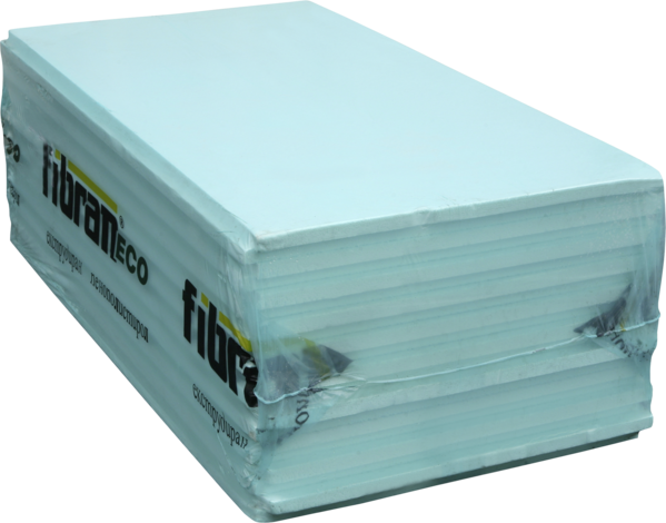 XPS Fibran гофриран 1250х600х50мм