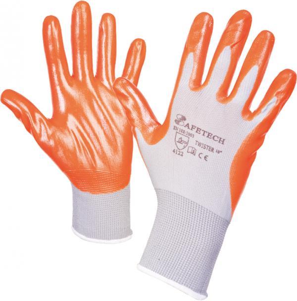 Ръкавици от полиестерно трико р-р 9 TWISTER
