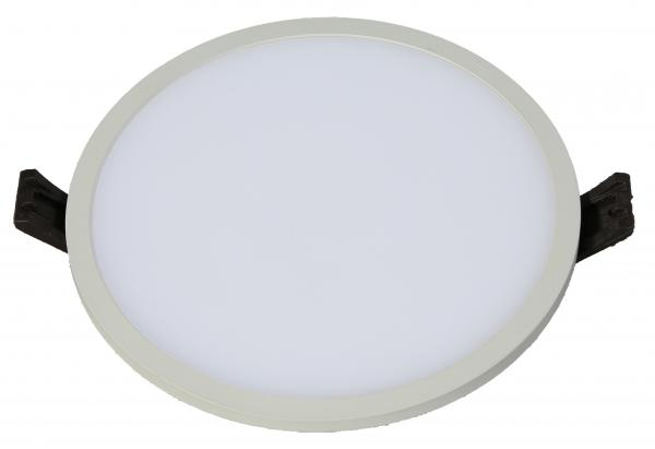 LED луна кръгла 16W,Ф145,4000K