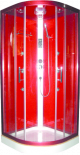 Хидромасажна душ кабина Рубин 90х90 см
