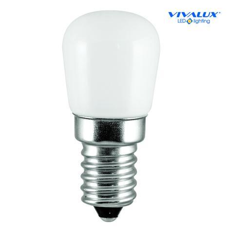 LED крушка  FGO 1,5W E14 CL