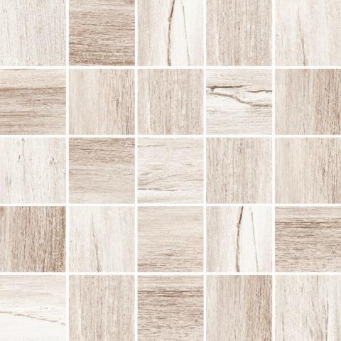 Мозайка Carlos wood 25x25