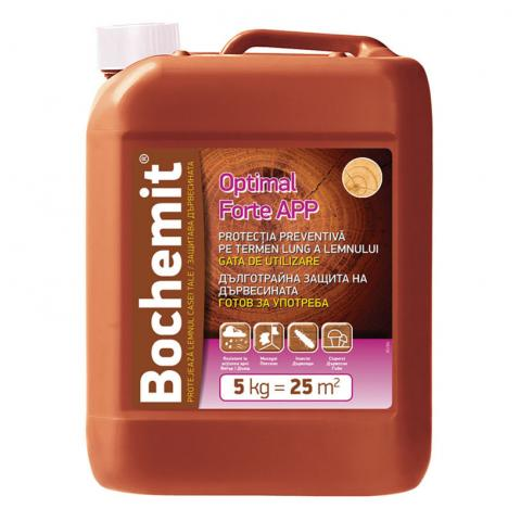 Импрегнатор Bochemit Optimal-Forte APP 5кг, безцветен