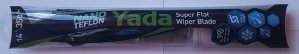 Плоска авто чистачка  YADA - 14'' 35см