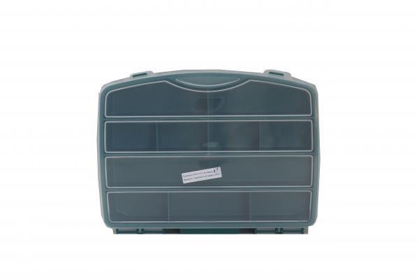 Кутия за ръчни инструменти с прозрачн капак модел 21-10