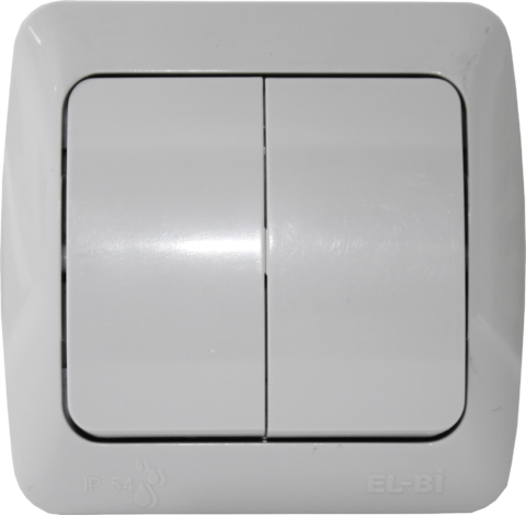 Двоен ключ EVA IP54