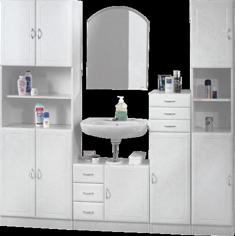 Шкаф за под мивка Velence