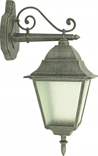 Градинска лампа с горен носач Ариа Е27 max 60W