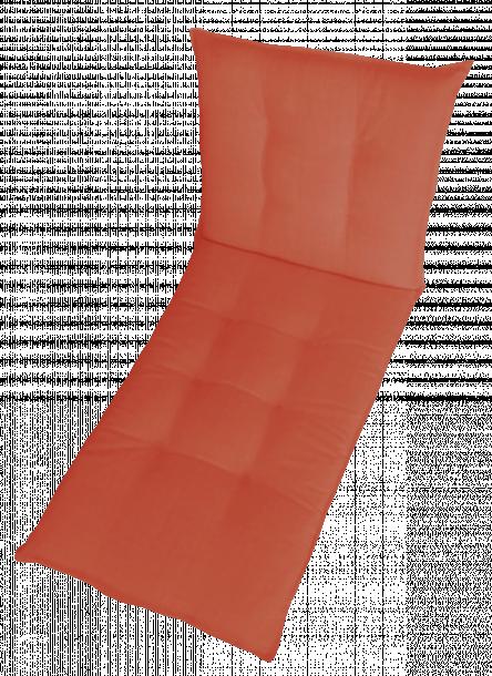 Възглавница за шезлонг water repellent Orange