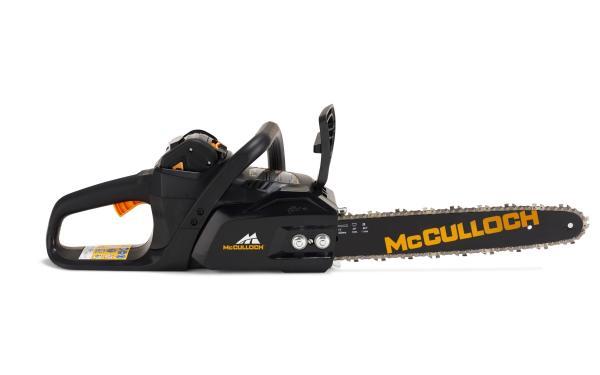 Акумулаторен трион McCulloch Li 40CS