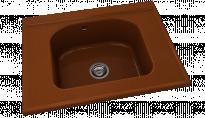Кухненска мивка Полимермрамор FAT/2180701/ 60x80