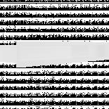 Решетка Luft 9/60 см бяла