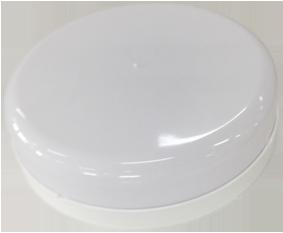LED Плафон 30W 1800Lm IP54 бял