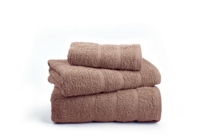 Хавлиена кърпа махагон средна
