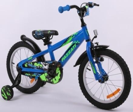 "Детски велосипед Passati 16"" Gerald"