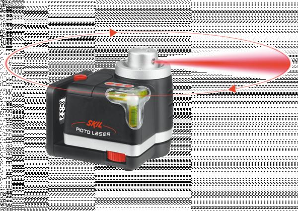 Ротационен лазерен нивелир SKIL 0560AC