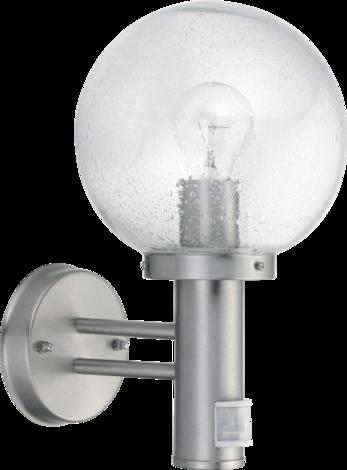 Външна лампа Nici сензор инокс