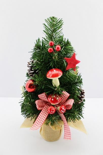 Коледна елхичка с Гъбка