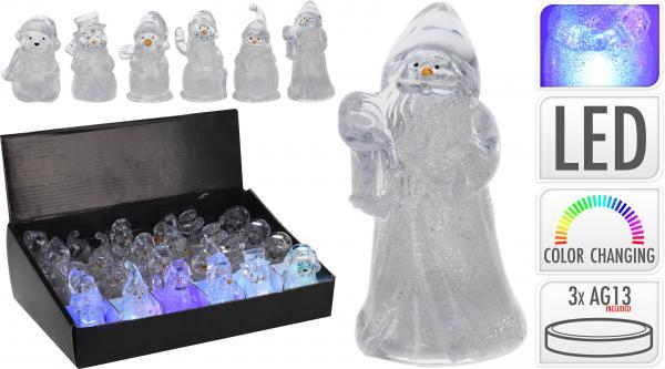 Коледна фигура LED 6 различни вида