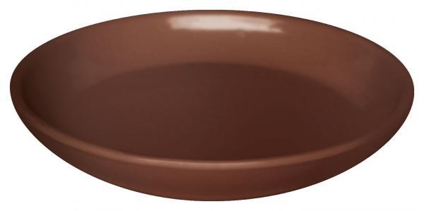 Подложка за саксия Прованс 15 см кафява