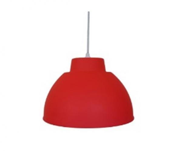 Пендел VENUS PVC ф300/Н250 Е27, червен