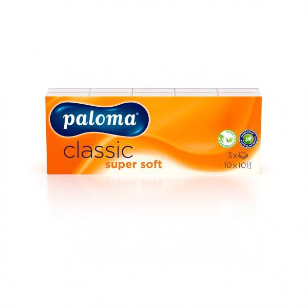 Носни кърпички Палома Classic