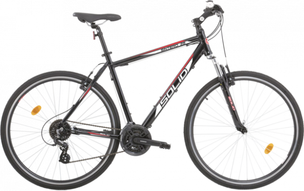 Велосипед Sintero 28'' черно