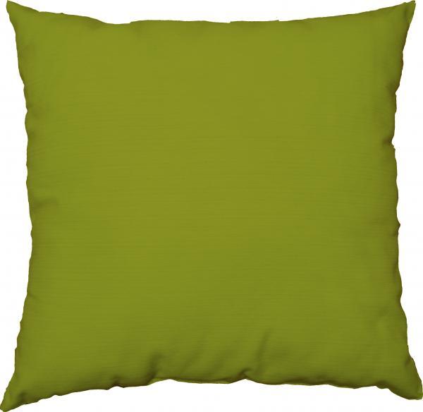 Деко възглавница 45х45 см зелена