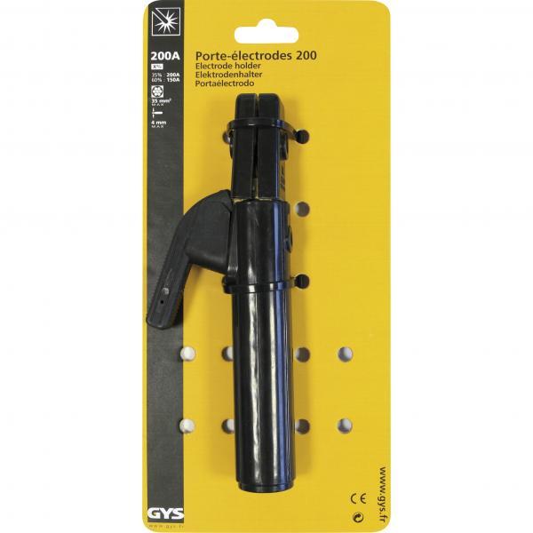 Ръкохватка за електроди 200А GYS