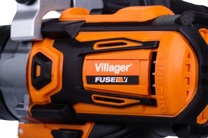 Акумулаторен ударен винтоверт Villager VLP5120 2BSC 4