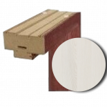 Каса Standard горна греда 70 см. - ясен бял 3D